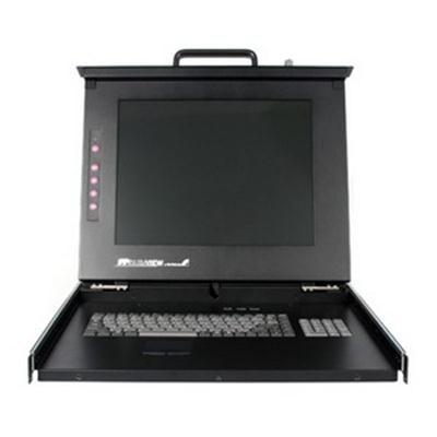 Startech 1U 15 - Inch Rackmount Lcd Console - Usb + Ps/2 (Rackcons1501)