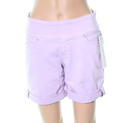 Jag Jeans Women's Bermuda Walking Twill Pull-On Shorts