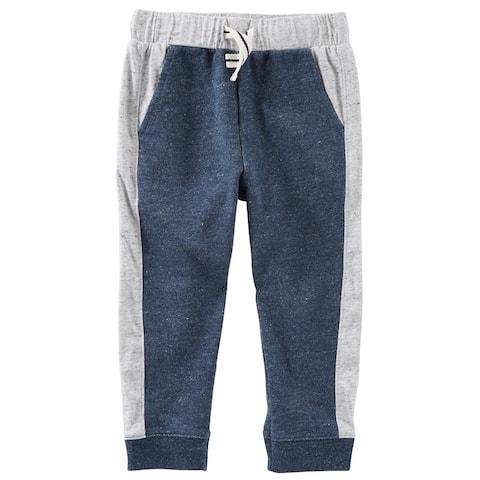 OshKosh B'gosh Baby Boys' French Terry Pull-On Pants