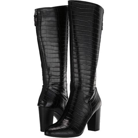 Anne Klein Women's Nastya Knee High Boot