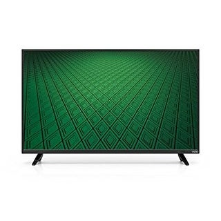 "VIZIO D39HN-E0 39"" LED TV, Black (Refurbished)"