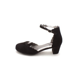MIA Womens AMORE Closed Toe Casual Ankle Strap Sandals