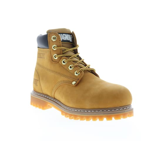 Magnum Gritstone Steel Toe Wheat Mens Work Boots