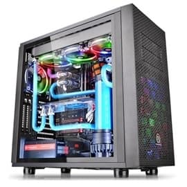 Thermaltake Case CA-1E9-00M1WN-03 Core X31 Tempered Glass Edition Mid Tower Retail