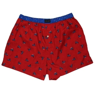 Tommy Hilfiger Mens Cotton Roosters Boxers