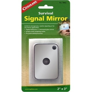 Coghlan's Signal Mirror