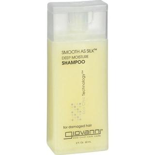 Giovanni Hair Care Products - Smooth As Silk Deep Moisture Shampoo ( 12 - 2 FZ)