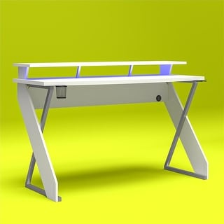 Link to NTense Xtreme Gaming Desk with Riser Similar Items in Desks & Computer Tables