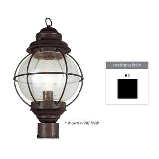 Trans globe lighting outdoor lighting for less overstock trans globe lighting 69902 modern single light up lighting medium outdoor post light from the outdoor aloadofball Image collections