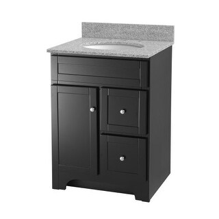 "Foremost WRA2421D Worthington 24"" Vanity Cabinet Only"