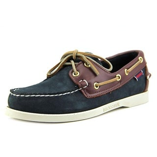 Sebago Spinnaker Moc Toe Leather Boat Shoe