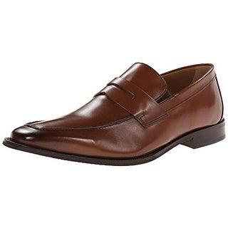 Florsheim Mens Sabato Leather Slip On Penny Loafers - 9.5 extra wide (eee)