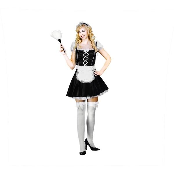 French Maid Costume, Women's 8-10