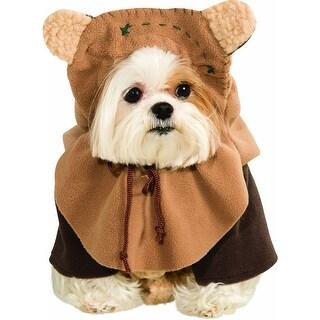 Ewok Pet Star Wars Halloween Costume