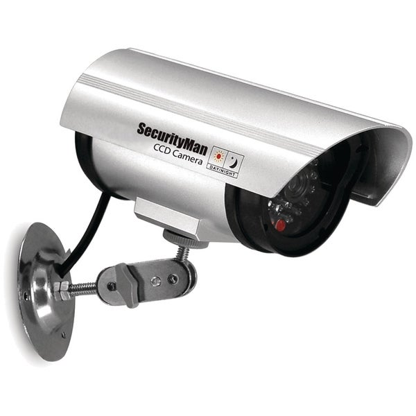 Securityman Simulated Indoor Camera With Led
