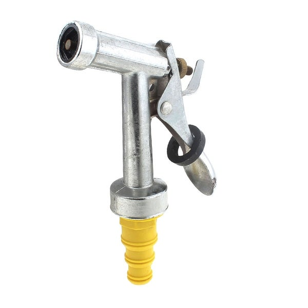 Unique Bargains Garden Car Washing Hose Nozzle Water Gun Sprayer Hand Tool