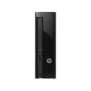 HP Slimline 450-A30 Desktop AMD E1-6015 1.4GHz 4GB 500GB Windows 10