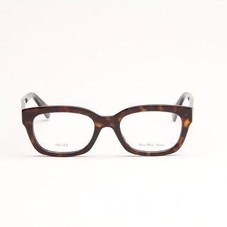Dark Havana Brown Eyeglasses - dark havana brown