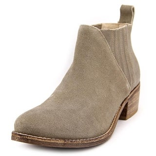 Matisse El Toro Women  Pointed Toe Leather Tan Ankle Boot