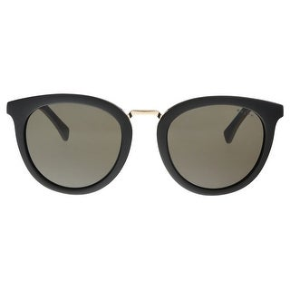 Ralph Lauren RA5207 105873 Matte Black Cat eye Sunglasses - 52-21-135