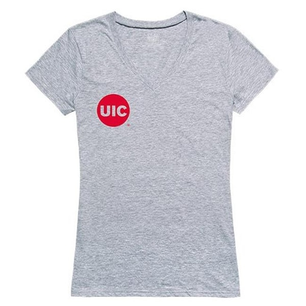Shop Apparel University of Illinois at Chicago Women Seal Tee Shirt - -  Free Shipping On Orders Over  45 - Overstock.com - 26784770 ec0862153a