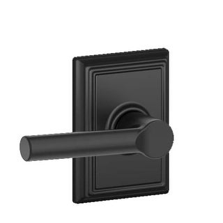 Schlage F10-BRW-ADD Broadway Passage Door Lever Set with Addison Trim