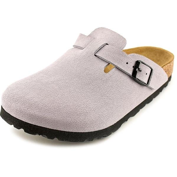 Birkenstock Nashua Youth N Open Toe Synthetic Gray Slides Sandal
