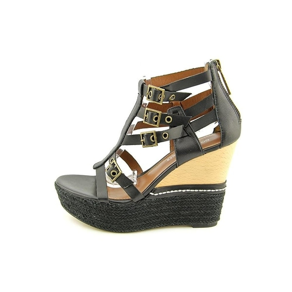 Donald J Pliner Womens TAJA Closed Toe Casual Platform Sandals - 11