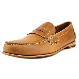Sebago Wicklow Men Moc Toe Leather Brown Loafer