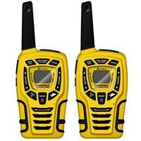 Cobra CX445 28 Mile Walkie Talkie - Yellow