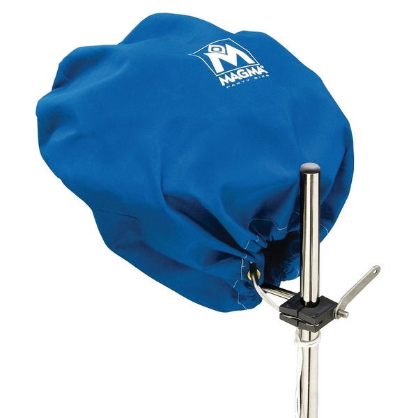 """Magma 37322M MAGMA GRILL COVER FOR KETTLE GRILL PARTY SIZE PACIFIC BLUE"""