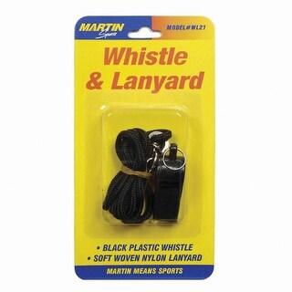 Whistle & Lanyard No P20 & Lanyard
