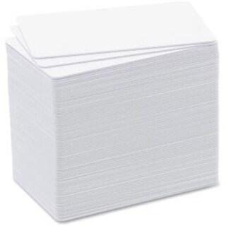 Evolis BDGCBGC0020W Badgy Thin PVC Plastic Cards
