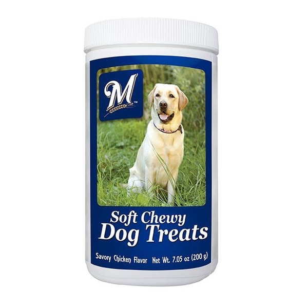 932b37cba Shop GameWear 840235138860 7 oz MLB Milwaukee Brewers Soft Chewy Dog Treats  - Free Shipping On Orders Over  45 - Overstock.com - 23407101
