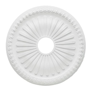 "Westinghouse 7775200 20"" Ceiling Medallion from the Soleil Collection"