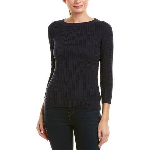 Brooks Brothers Cashmere-Blend Sweater