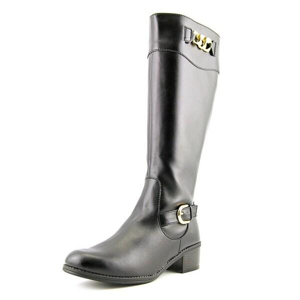 Karen Scott Darlaa Women Black Boots