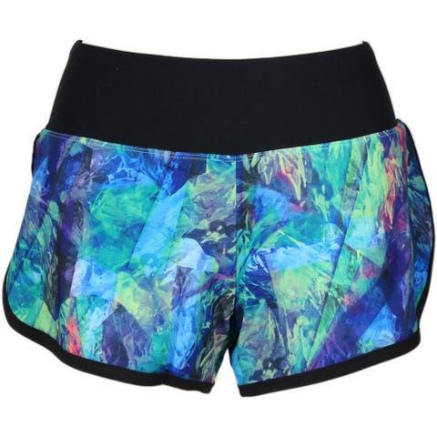 Asics Womens Everysport Short Cross Training Athletic Pants & Shorts Performance