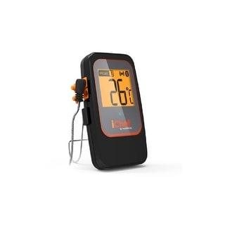 Maverick BT-600 iChef Wireless Smart Meat Thermometer, Black