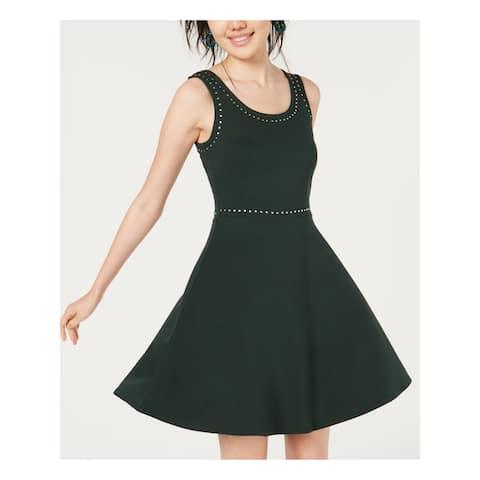 Rosie Harlow Green Sleeveless Mini Dress S