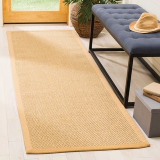 Safavieh Natural Fiber Jenney Border Sisal Rug