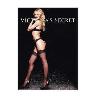 Victoria's Secret Sexy Supermodel Legs Classic Stockings - B