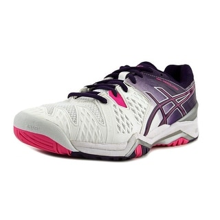Asics Gel-Resolution 6   Round Toe Synthetic  Running Shoe
