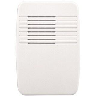Heath Zenith SL-7396-02 Wireless Door Chime Receiver, White