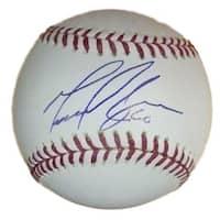 038378b8f Shop Kyle Freeland Autographed Colorado Rockies OML Baseball - Free ...
