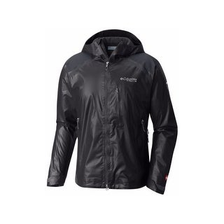 Columbia Men's Titanium Outdry Ex Diamond Tech Shell Jacket, Waterproof Breathable,