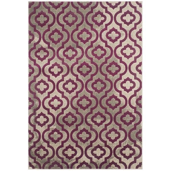 Safavieh Porcello Sanije Modern Moroccan Rug On Sale Overstock 9942090