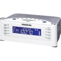 Sangean-Personal & Portable T53094 AM & FM Atomic Clock Radio