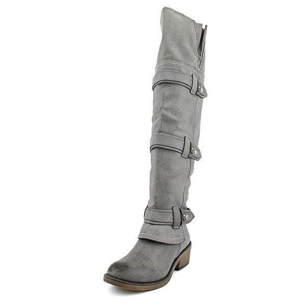 American Rag Womens Duke Round Toe Knee High Fashion Boots