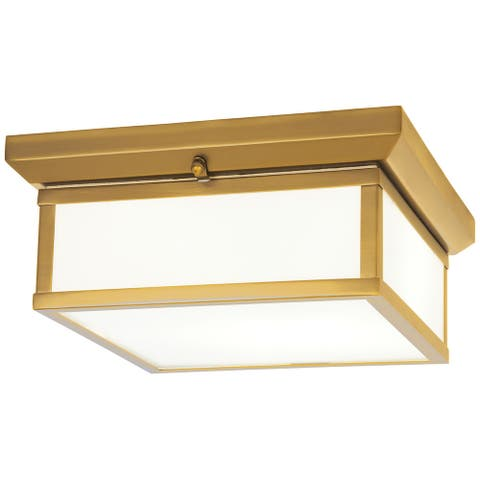 Flush Mount Liberty Gold Flush Mountby Minka Lavery